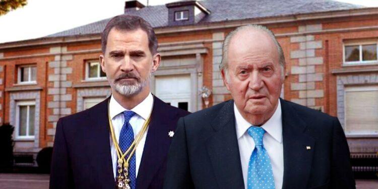 La presión por la corrupción aproxima el 'desahucio' del Rey Emérito de la Zarzuela