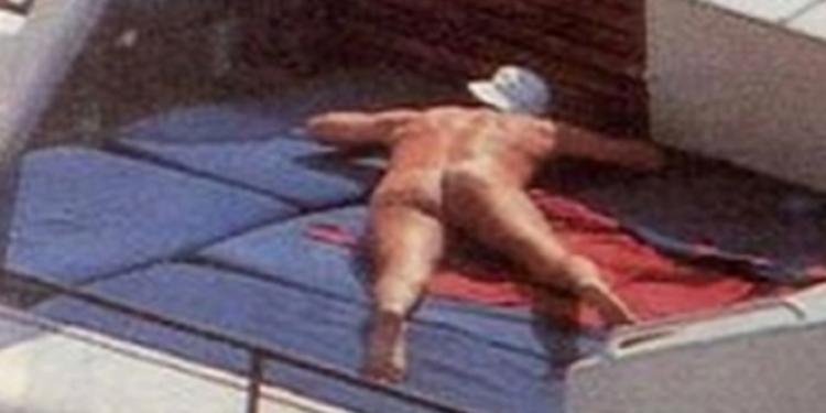 Cuando el rey Juan Carlos prohibió su foto del desnudo y la prensa hizo un pacto para no sacarla
